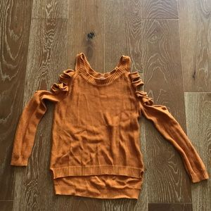 Sweaters - Copper colored sweater
